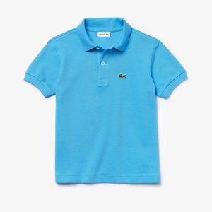 Boys Lacoste Polo Collar Shirt